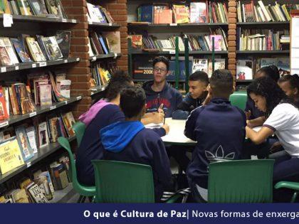 O que é cultura de paz?